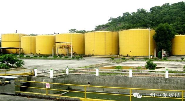 广州中促贸易有限公司码头油罐出租,协助出租,佣金丰厚!